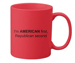 American 1st, Republican 2nd
